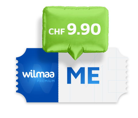 Wilmaa Me from CHF 9.90