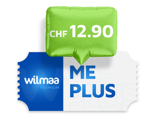 Wilmaa Me Plus from CHF 12.90
